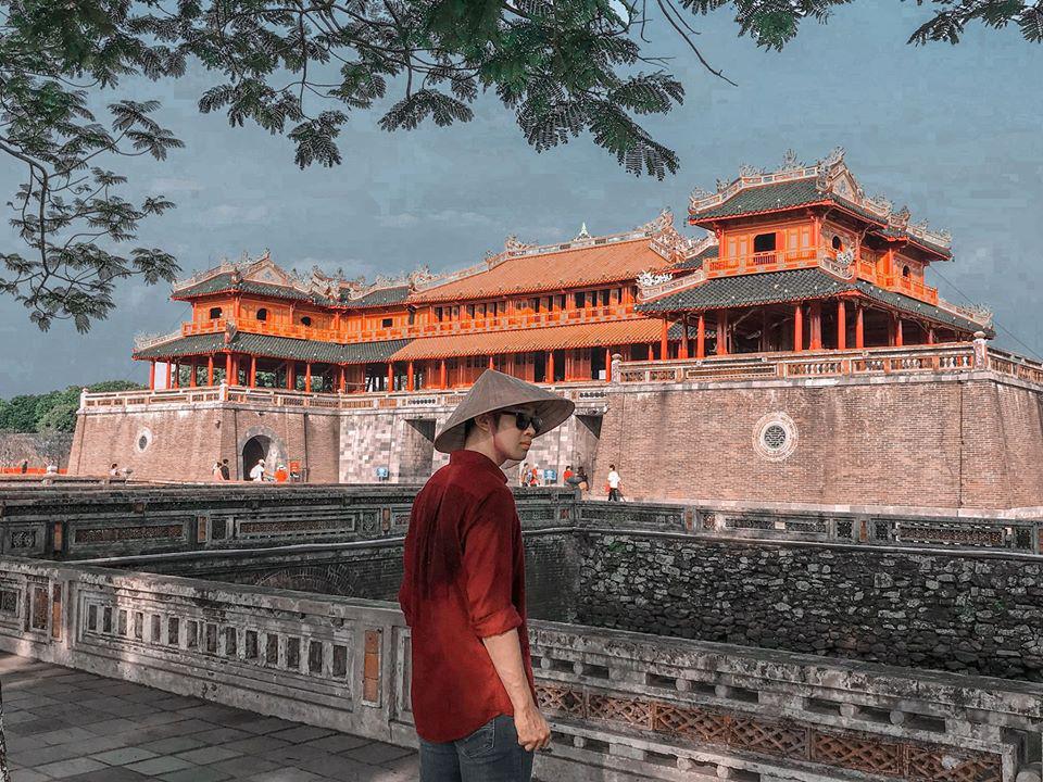 Đại Nội Huế. Hình: Lê Phương Tùng