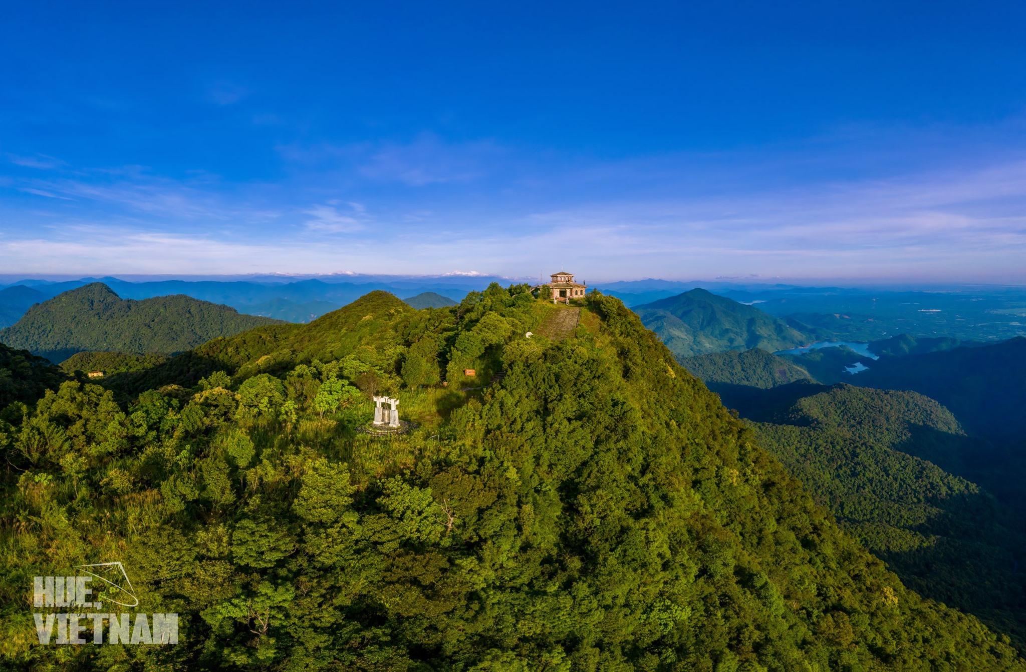 Vườn quốc gia Bạch Mã. Hình: Hue, truly Vietnam