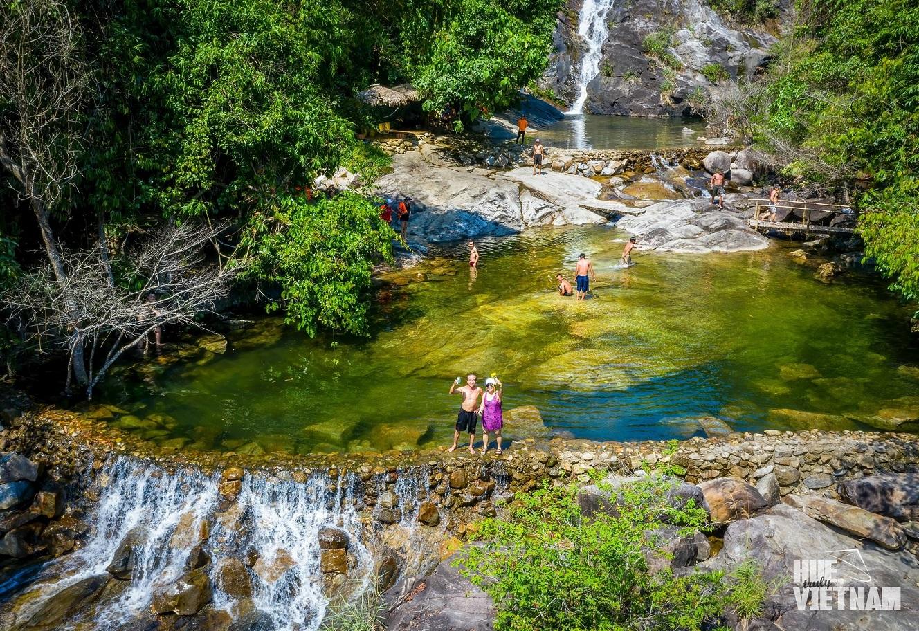 Khu du lịch A Lưới. Hình: Hue, truly Vietnam