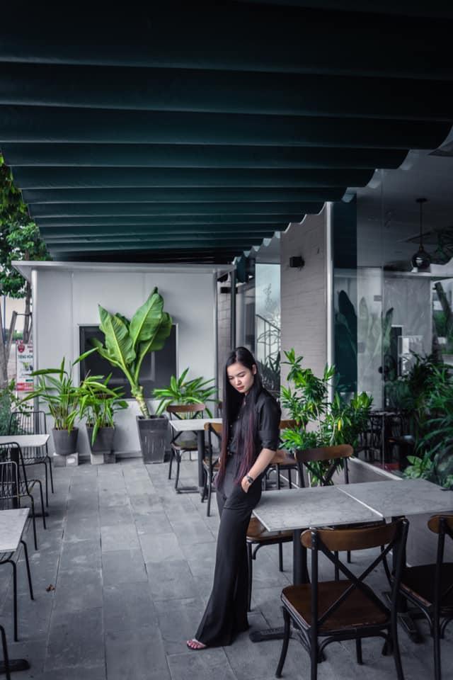 Cách Cafe cũng là nơi check-in được nhiều bạn trẻ ở thành phố mới Bình Dương yêu thích. Hình: Cách Cafe