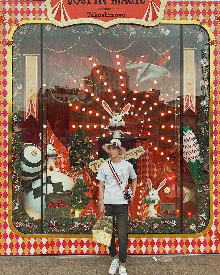 Các bạn trai cũng phải nằm lòng những câu thả thính mùa Noel dưới đây đấy nhé