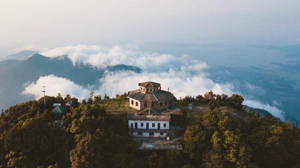Vườn quốc gia Bạch Mã. Hình: Sưu tầm