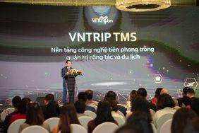 Vntrip ra mắt nền tảng công nghệ TMS tiên phong trong quản trị công tác và du lịch