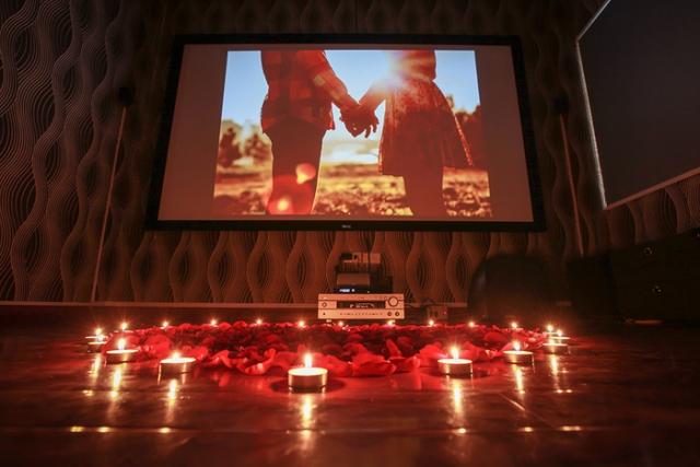Ý tưởng trang trí phòng ngủ ngày Valentine lãng mạn