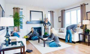 Mơ thấy dọn dẹp nhà cửa có ý nghĩa gì?