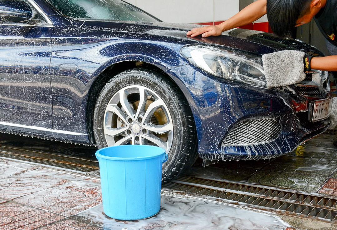 Mơ thấy rửa xe xảy ra khá phổ biến