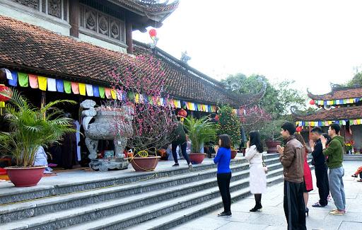 9 địa điểm du xuân ngày Tết gần Hà Nội