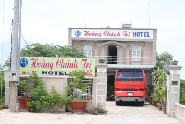 Hoàng Chánh Trí Hotel tại Hồ Tràm, Vũng Tàu. Ảnh: Internet