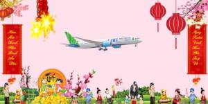 Đặt mua vé máy bay Tết ở đâu giá rẻ nhất?