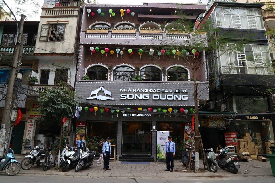 Goé Song Duong Restaurant - Photo source: Internet