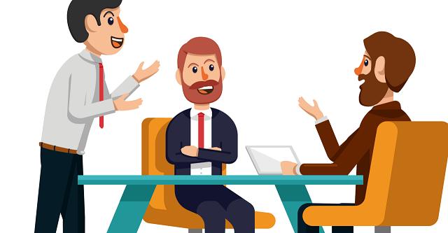 Việc giao tiếp với cấp dưới đóng vai trò quan trọng đối với quản lý nhân sự trong công ty