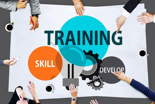 Thường xuyên tổ chức các buổi đào tạo với các chủ đề khác nhau trong doanh nghiệp mình