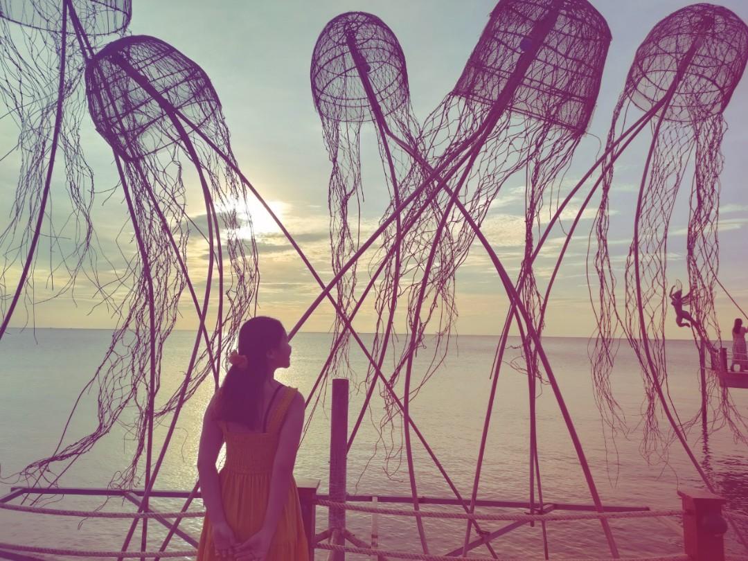 Ngắm hoàng hôn là điều nhất định phải làm khi đến Phú Quốc - Nguồn ảnh: Vương Uyên