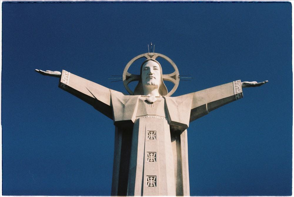 Hướng dẫn cách đi lên tượng Chúa dang tay ở Vũng Tàu