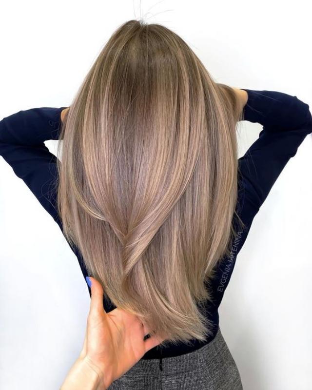 Để kiểu tóc này, bạn sẽ trông rất đằm thắm, thùy mị trong dịp Tết. Ảnh: Internet