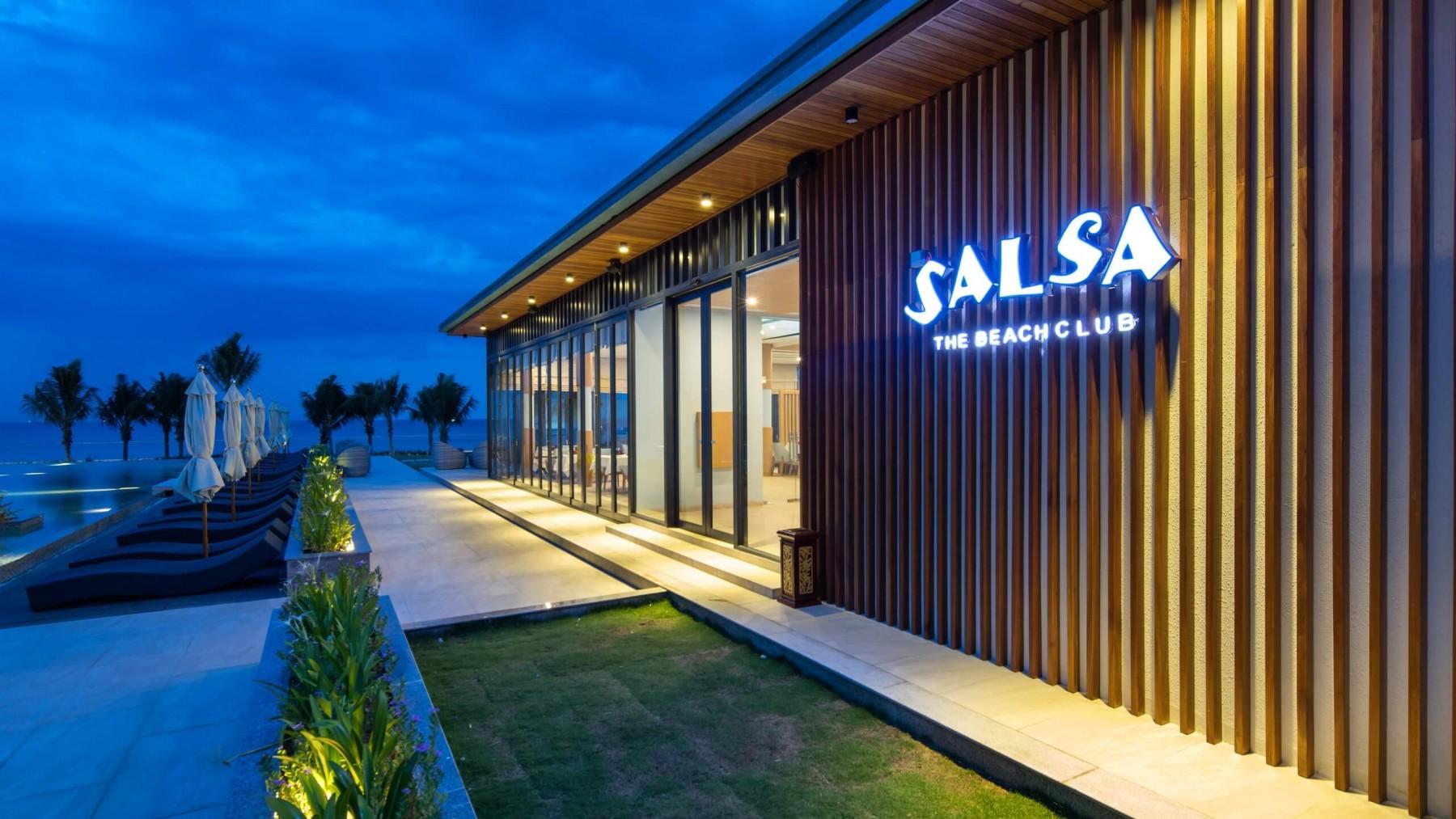 Salsa The Beach Club FLC Quy Nhơn