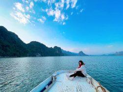 Kinh nghiệm du lịch biển hồ Quỳnh Nhai – Sơn La