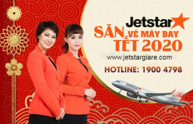 Vé máy bay tết 2021 của hãng Vietjet Air có giá khá hợp lý. Ảnh: Internet