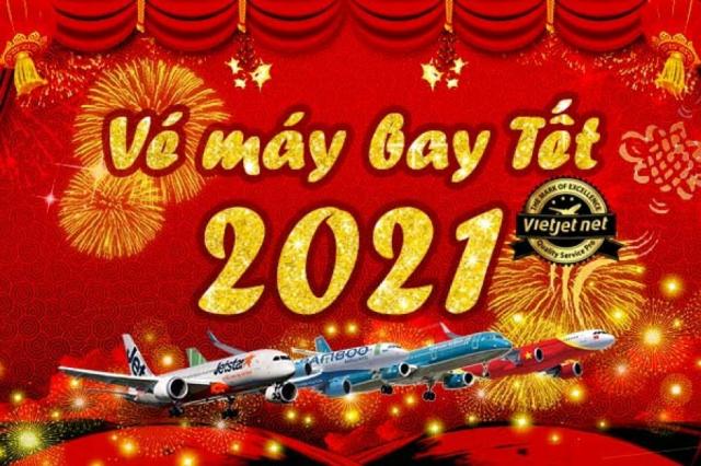 Vé máy bay tết 2021 của hãng Vietnam Airlines năm nào cũng cao nhất trong nước. Ảnh: Internet