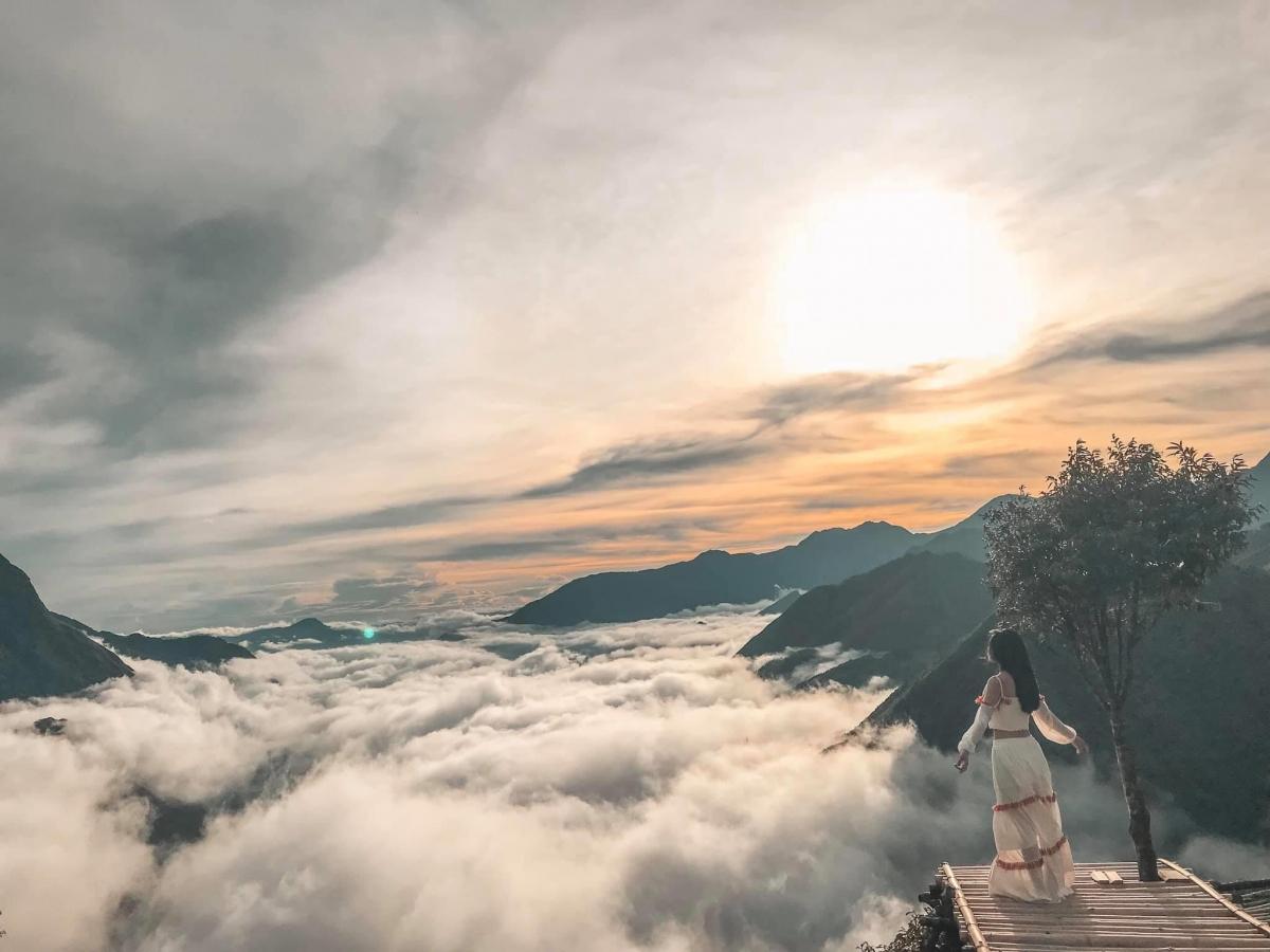 Địa điểm sống ảo đẹp mê hồn tại Sa Pa dịp cuối năm