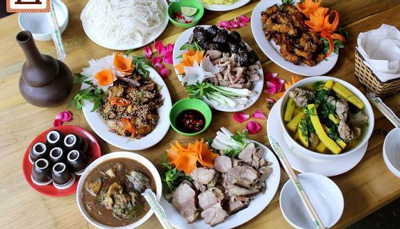 Enjoy the delicious dishes of the Northwest right at Pao Quan Hanoi - Photo source: Internet