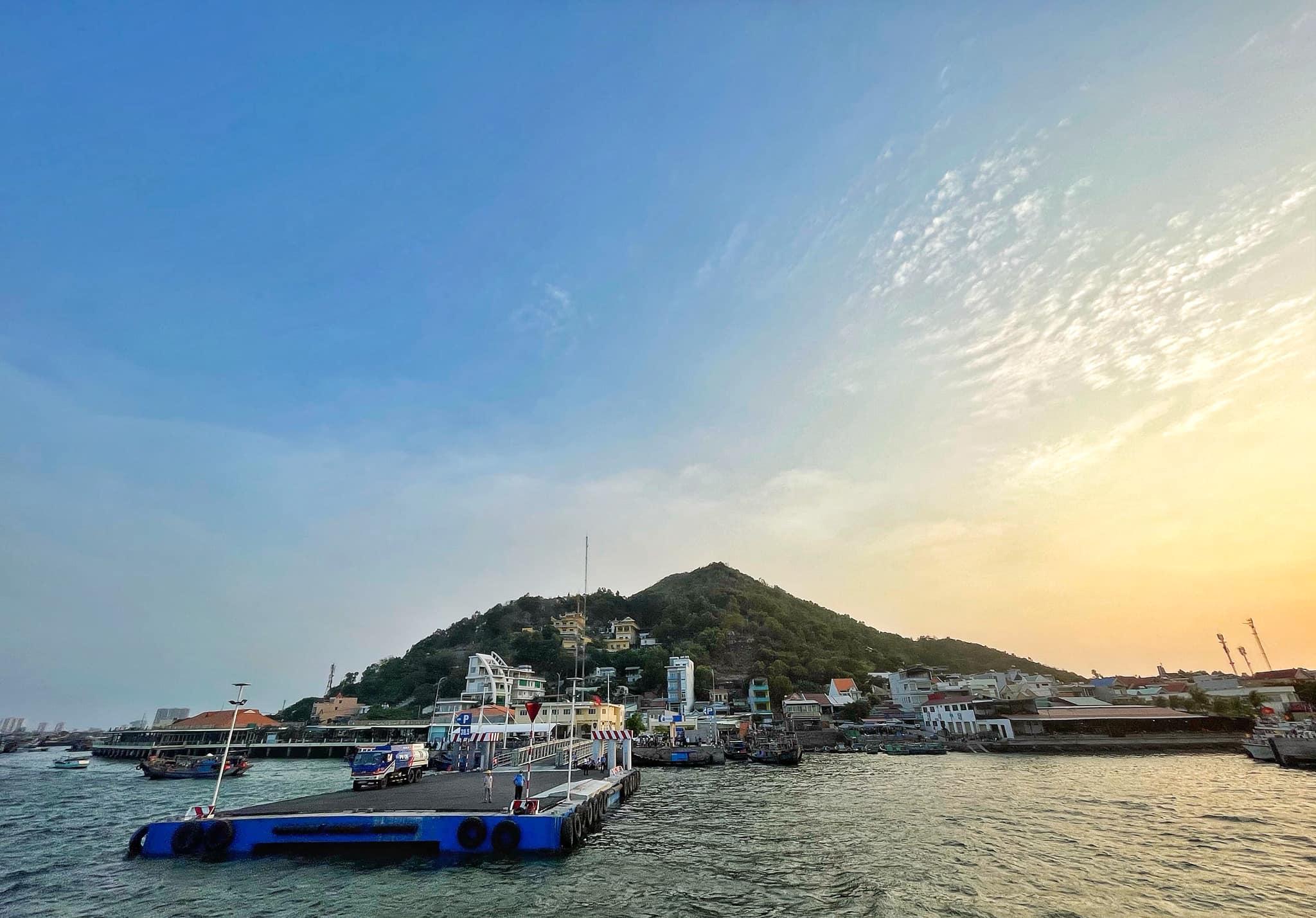 Gợi ý cách đi phà từ Cần Giờ đến Vũng Tàu tiết kiệm chi phí - Nguồn ảnh: Phan Lộc