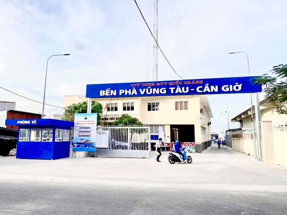 Chính thức có tuyến phà từ Cần Giờ ra Vũng Tàu cực hot - Nguồn ảnh: Nguyễn Phan Tố Uyên