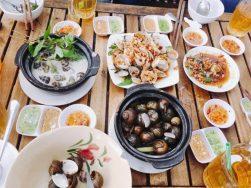Quán ăn, quán nhậu ở Vũng Tàu nhất định phải ghé