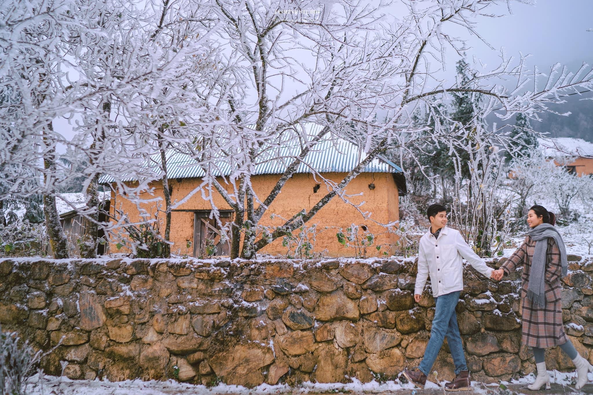 Chúng ta nắm tay nhau đi qua mùa đông - Nguồn ảnh: Lương Hồng Phong