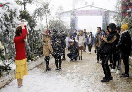Tín hiệu vui du lịch Sa Pa đầu năm mới