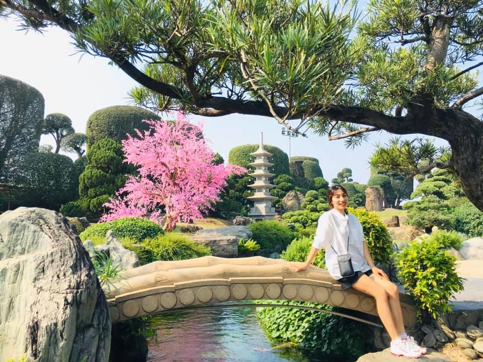 Cá Koi Rin Rin Park. Hình: Sưu tầm