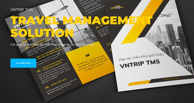 TMS (Travel Management Solution) - một phần mềm quản lý công tác chuyên nghiệp dành cho doanh nghiệp