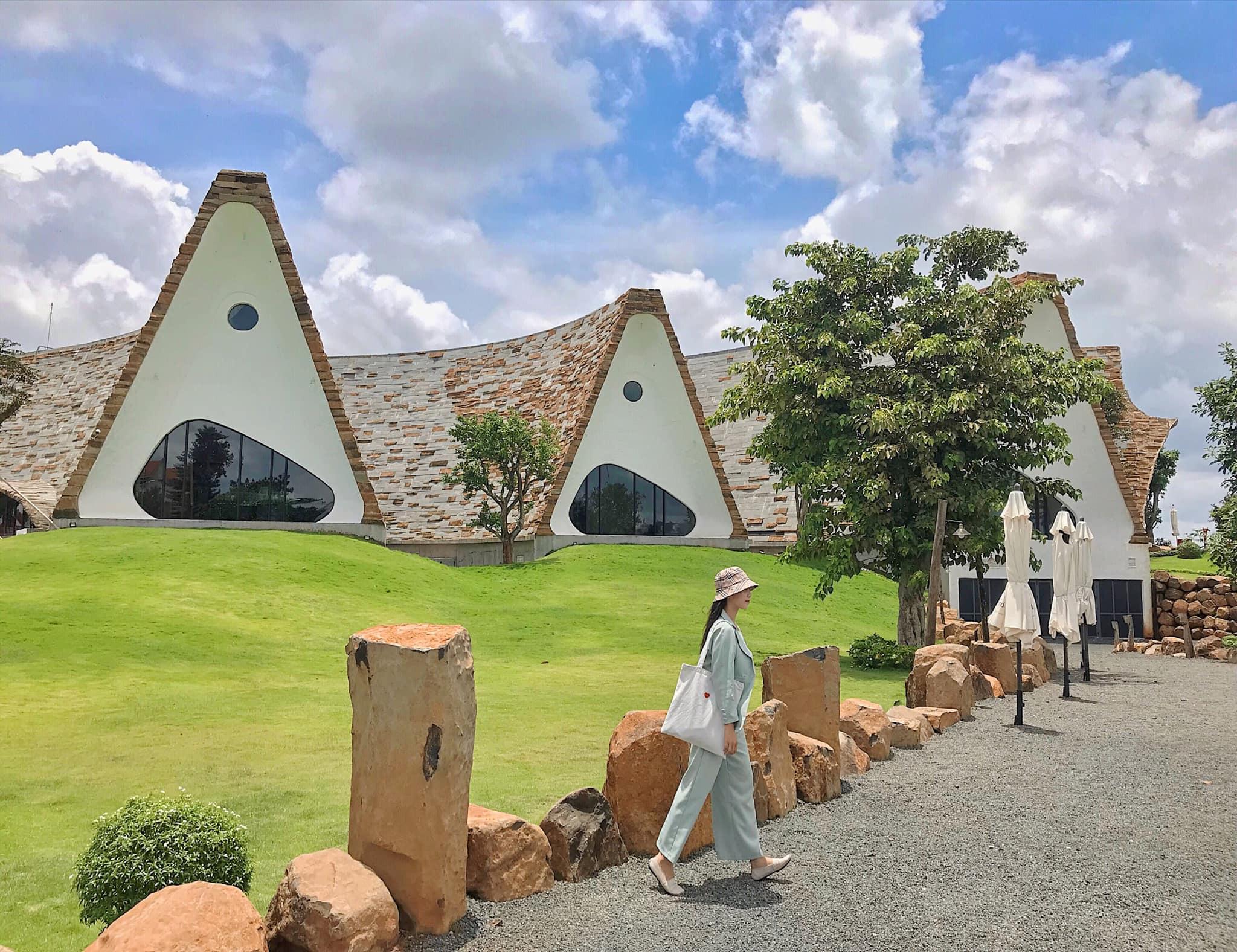 Bảo tàng cà phê. Hình: Yu Mi Nhon