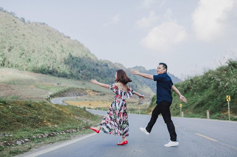 Những con đường tuyệt đẹp ở Mộc Châu. Hình: Sưu tầm