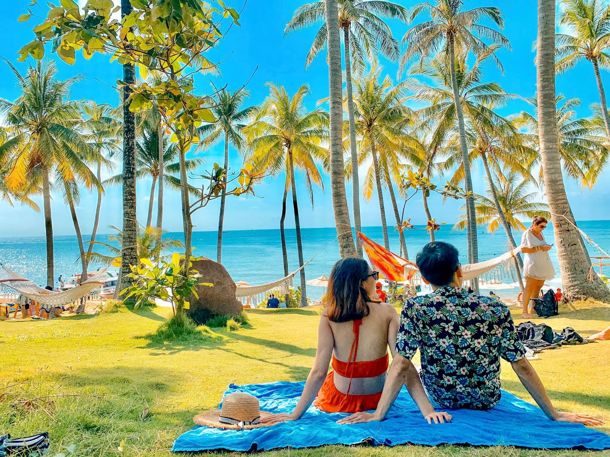 Phú Quốc sở hữu nhiều khu nghỉ dưỡng với chi phí hợp lý. Hình: Sưu tầm