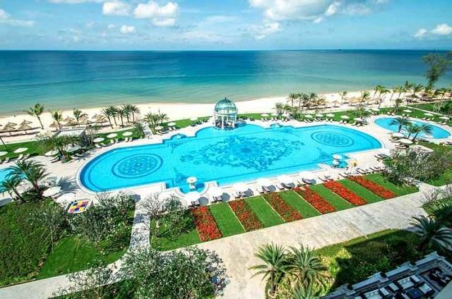 Các khu resort nghỉ dưỡng sân golf