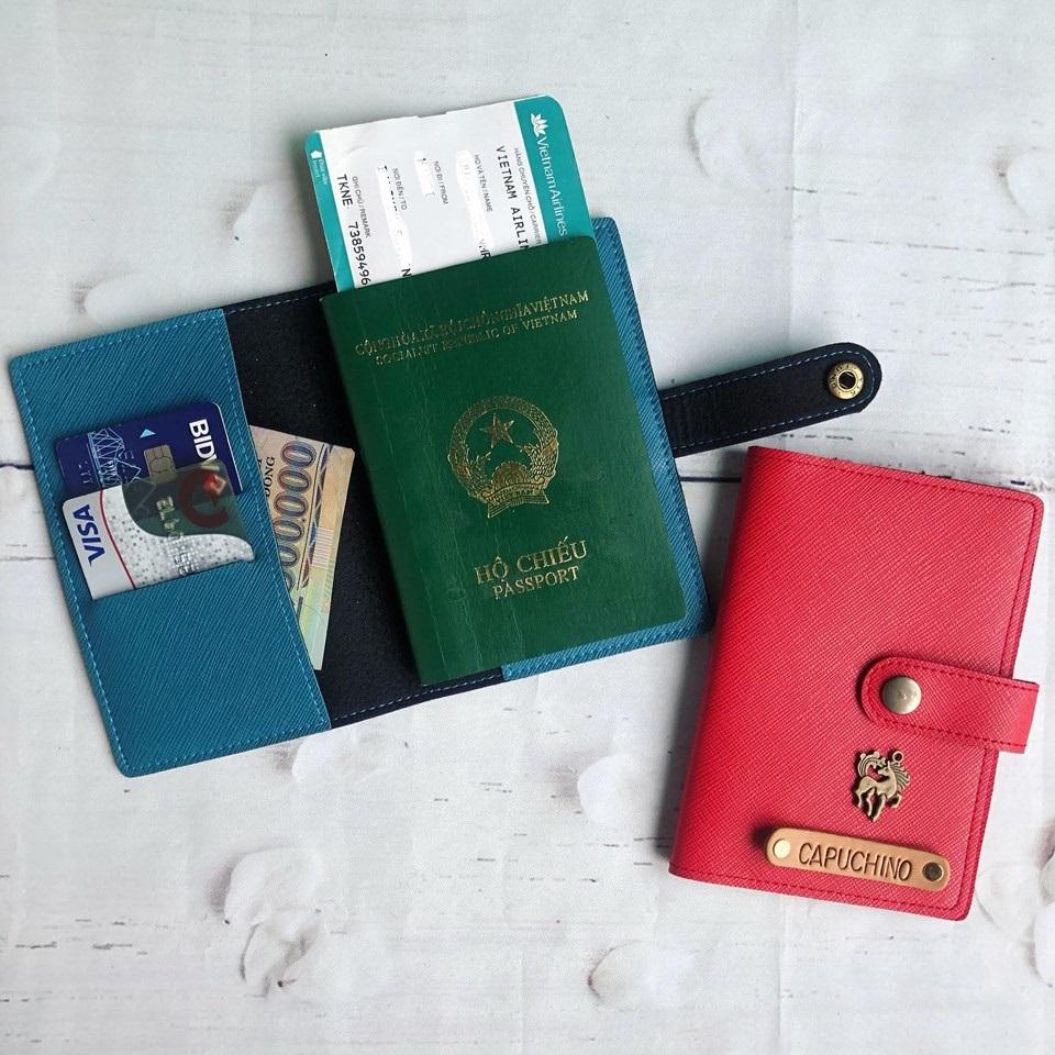 Giấy tờ tùy thân cần thiết cho chuyến du lịch một mình. Hình: Sưu tầm