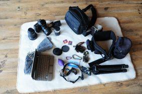 Những vật dụng cần thiết khi đi du lịch một mình