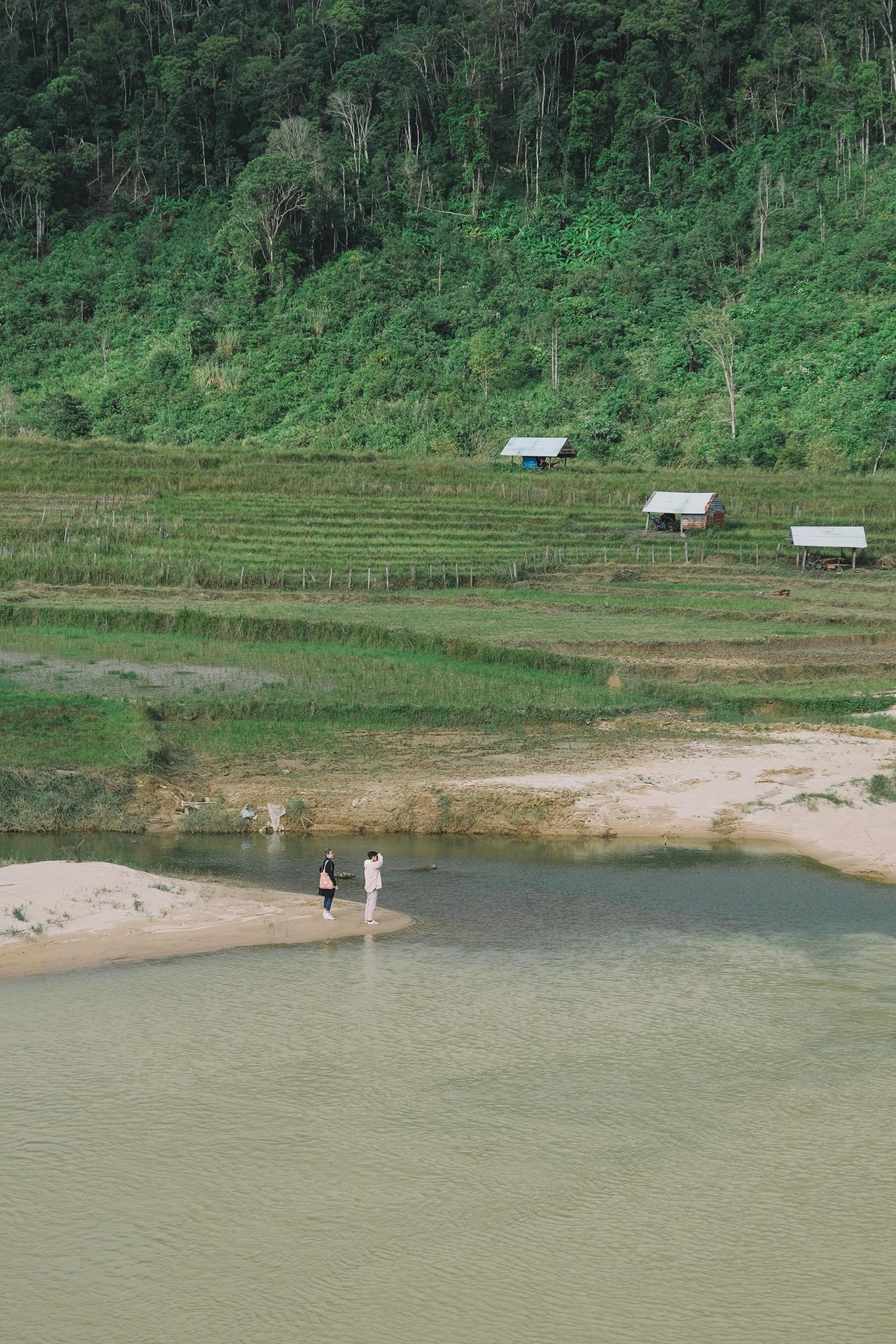 Khu du lịch sinh thái Măng Đen. Hình: Lạc