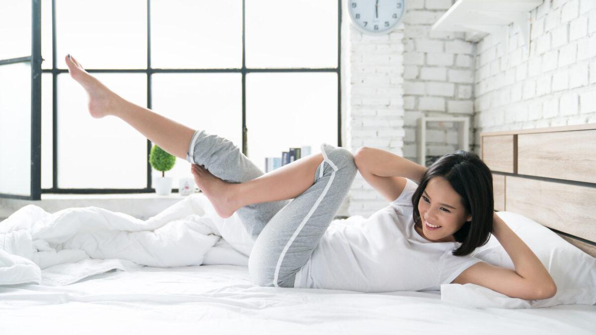 Hãy duy trì thói quen tập thể dục ngay tại nhà để đảm bảo sức khỏe tốt. Hình: Sưu tầm