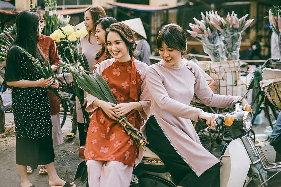 Địa điểm du xuân ngày tết Sài Gòn 2021