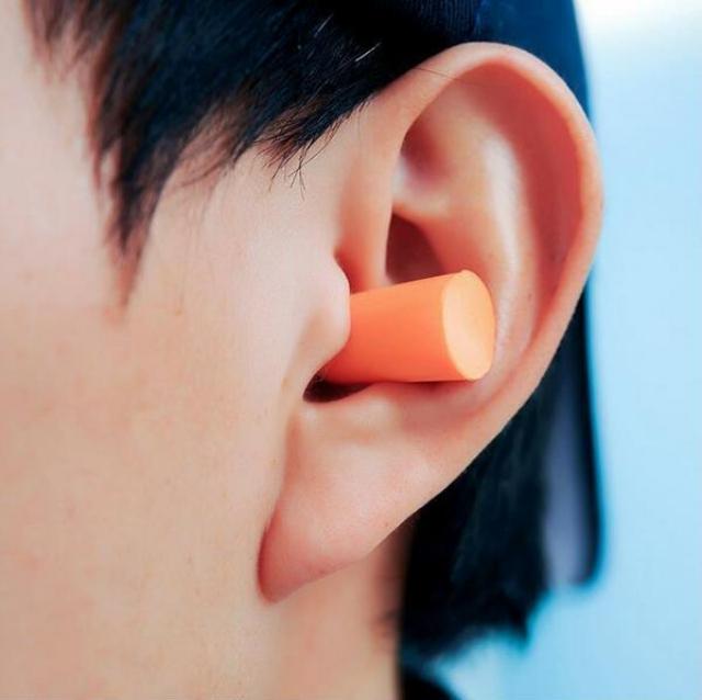 Nút bịt tai giảm ù tai hiệu quả. Ảnh: Internet