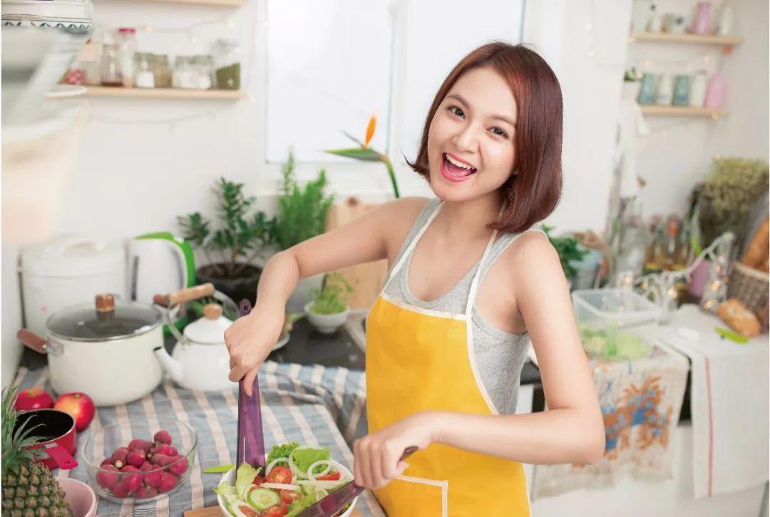 Tự đi chợ nấu ăn để có thể kiểm soát được những gì mình sử dụng trong món ăn. Hình: Sưu tầm