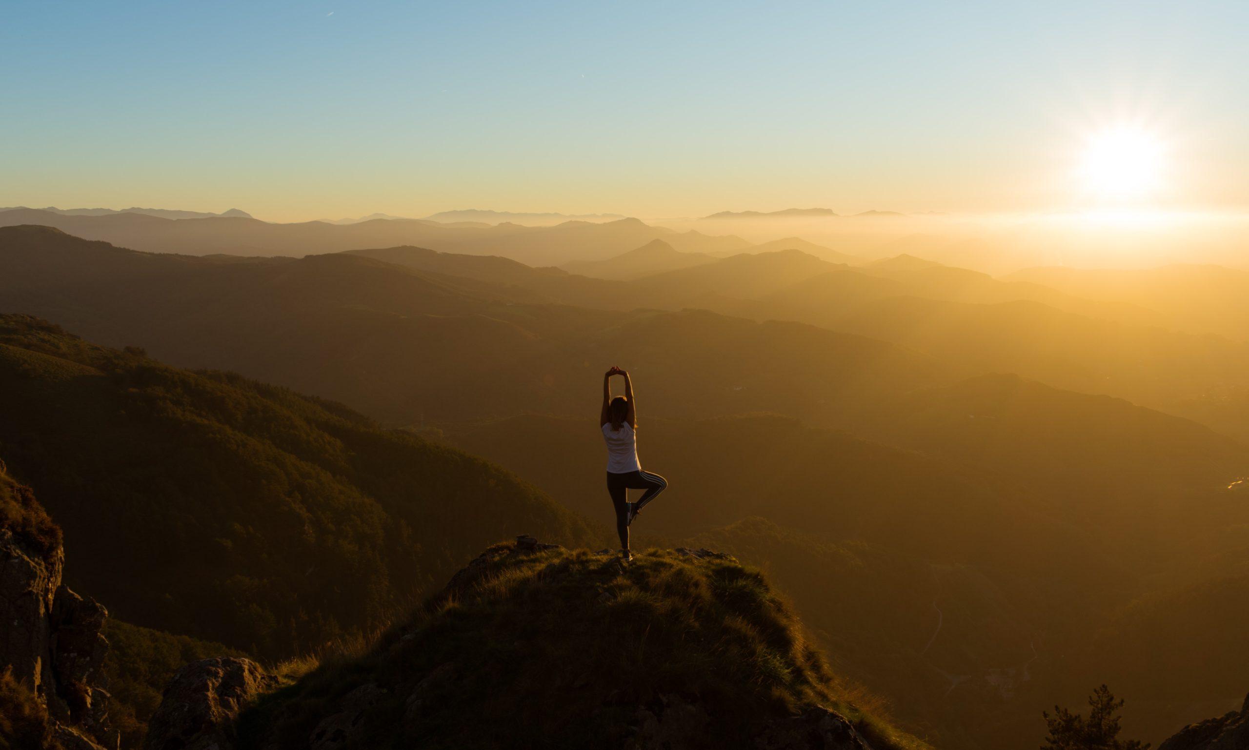 Duy trì thói quen rèn luyện thể chất khi du lịch. Hình: Sưu tầm