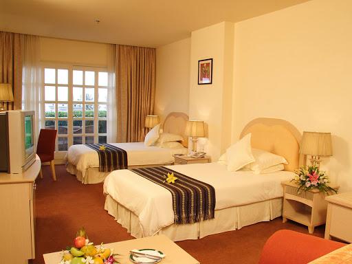 Những lưu ý về giường ngủ ở khách sạn để tránh điềm hung - Nguồn ảnh: Internet