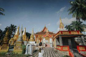 Check-in những ngôi chùa đẹp nhất miền Tây Nam Bộ