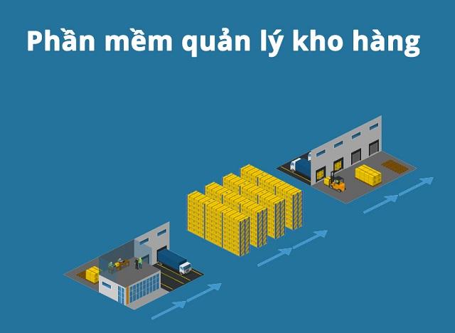 Phần mềm quản lý kho giúp doanh nghiệp có thể kiểm soát tốt lượng hàng hóa đã bán và lượng hàng tồn kho,...