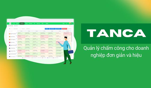 Phần mềm Tanca - công cụ giúp quản lý thời gian và làm việc từ xa