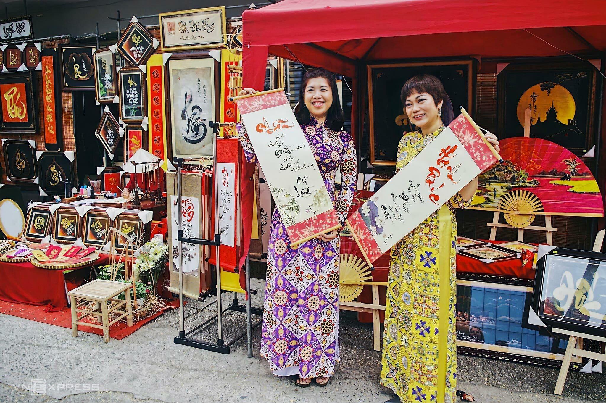 8 gợi ý cho du khách đón Tết ở Sài Gòn