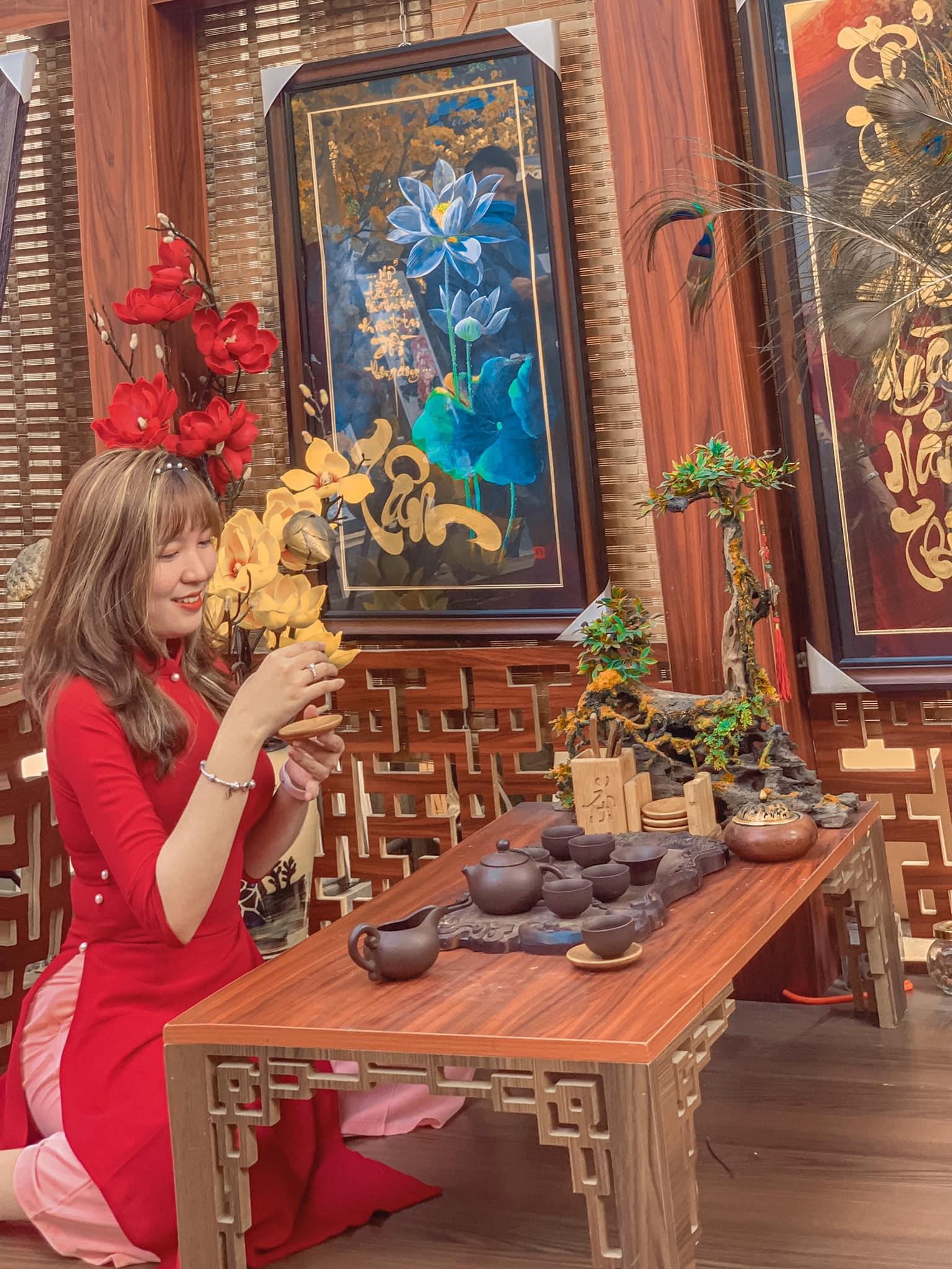 Check-in phố Ông Đồ - Nguồn ảnh: Ngọc Diễm
